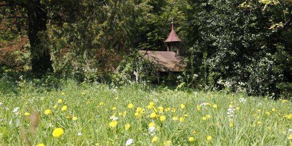 Kappelle im Schlossgarten