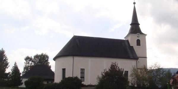 Pfarrkirche Modriach