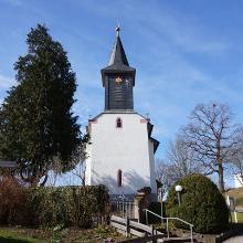 Kirche Mutschelbach