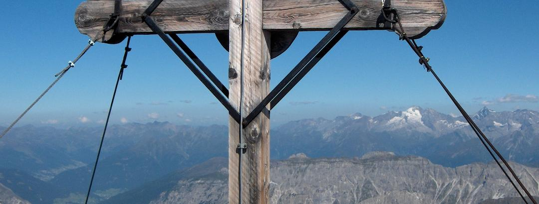Gipfelkreuz Wetterspitze