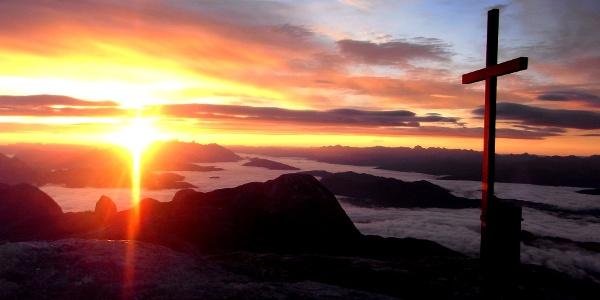 Hochkönig (2.941 m) (2. September 2011)