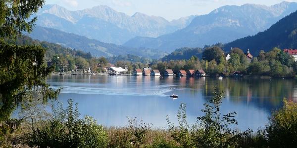 אגם אלפזה הגדול (Grosser Alpsee)