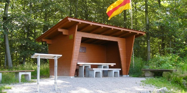 """Die """"Maiglöckchenhütte"""""""