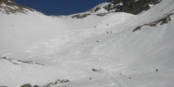 Steilhang von S-chardunas