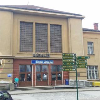 Bahnhof Ceske Velenice