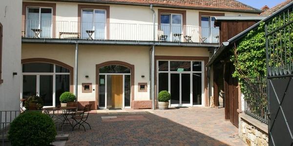 chambre d'hôtes et salle à fêter Rieslinghof****