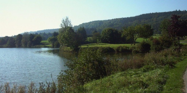 Stausee Neuenheerse