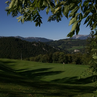 Golfplatz Semmering
