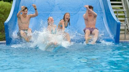 Das Familien Freibad in Harsefeld
