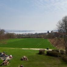 Blick vom Wasserturm Horn Richtung Konstanz