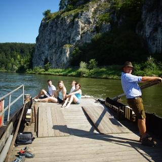 Seilfähre Stausacker-Weltenburg