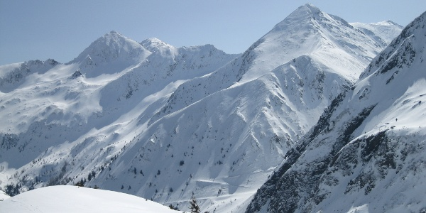 Hornfeldspitze 2.277 m