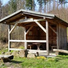 Die Rehberghütte