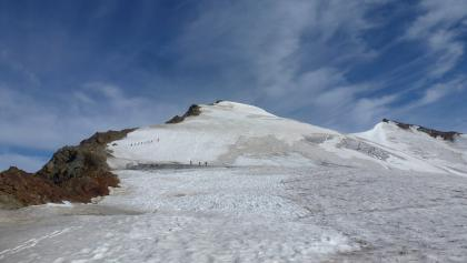 Monte Cevedale and its glaciers