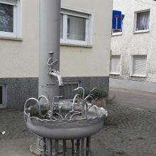 Brunnen in Kirrweiler