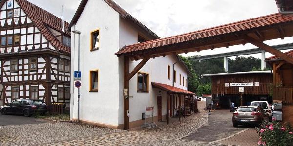 """Gasthaus & Pension """"Tor zum Rennsteig"""" in Hörschel"""
