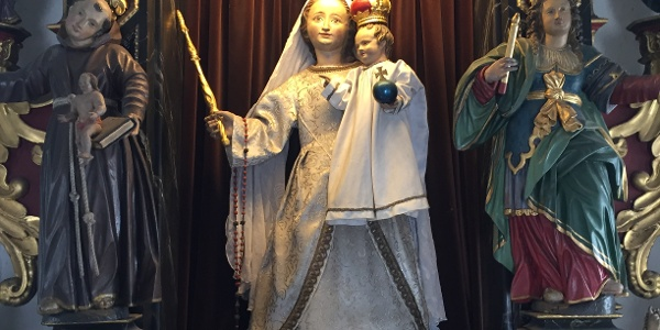 Madonna in der Litzkapelle