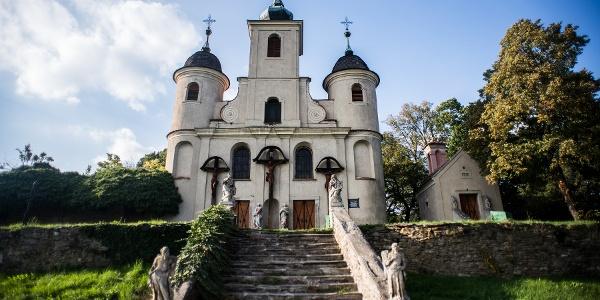 Kostol Kalvárie v Kőszegu