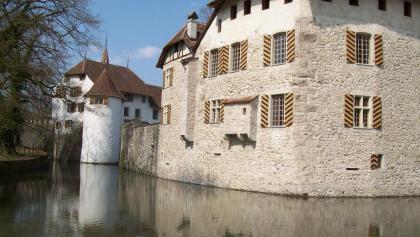 Das Wasserschloss Hallwyl