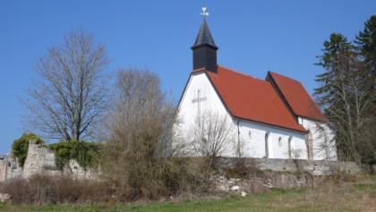 Kirche in Gruors