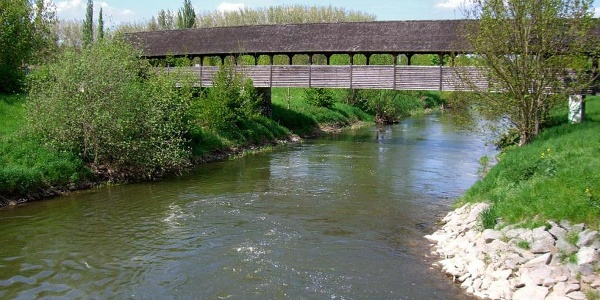 Unstrutbrücke in Sömmerda