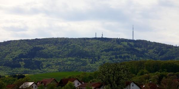 Blick zum Donnersberg