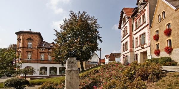 Dahlienstadt Bad Köstritz
