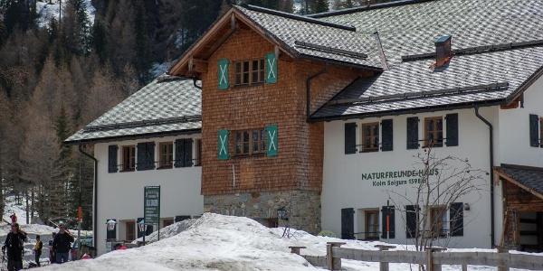 Naturfreundehaus Kolm-Saigurn