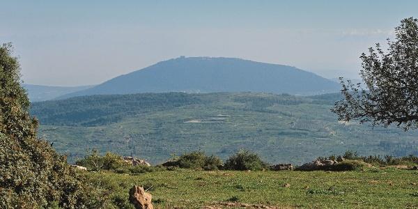 Ya'Arot Har Tir'An Observation Point