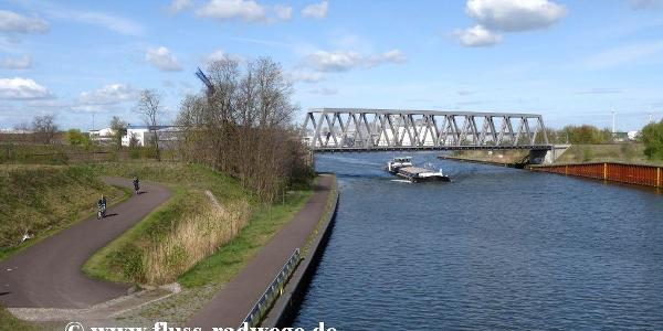 Elbe-Havel-Kanal bei Genthin