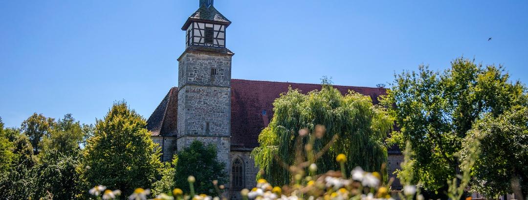 Hofgut Mauren, Kirchturm