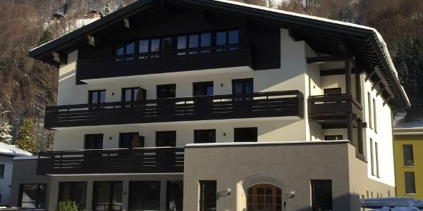 Chalet Zamang im Winter