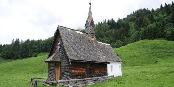 Kapelle Hl. Maria Hinterhopfreben