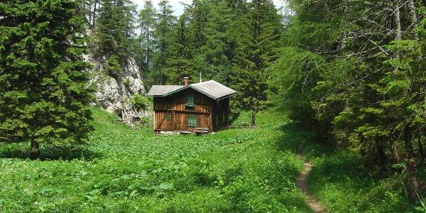Die Gamseckerhütte (19.06.2012)