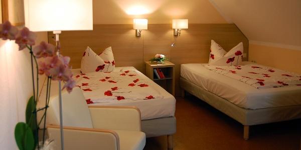 Zimmer im Rittergut