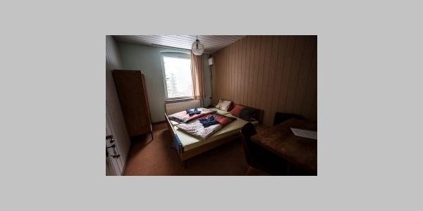 Zwei-Bett-Zimmer der Bockmühle