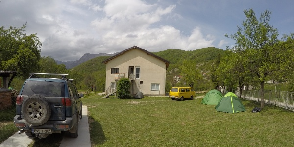 Household and campsite