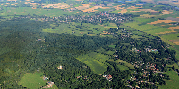 Wingster Wald im Cuxland, Urlaubsregion Wingst