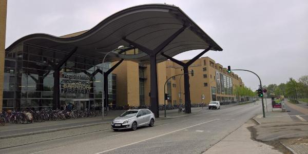 Potsdam Hbf
