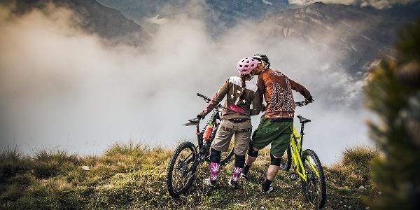 In sella sul Monte Baldo - foto di Tommaso Prugnola