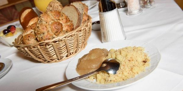 Frühstück im Montafon
