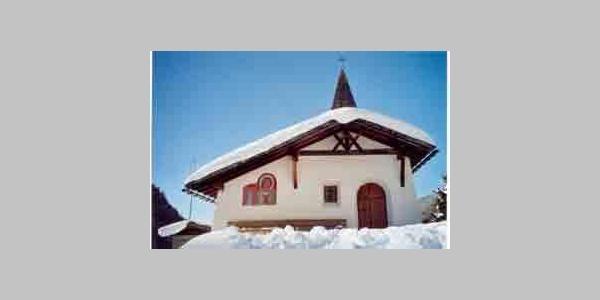 Kapelle - Winter