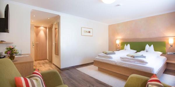Hotel Adlerbad in Bad Peterstal-Griesbach/Zimmerbeispiel