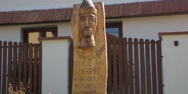 Németh József: Álmos fia, Árpád