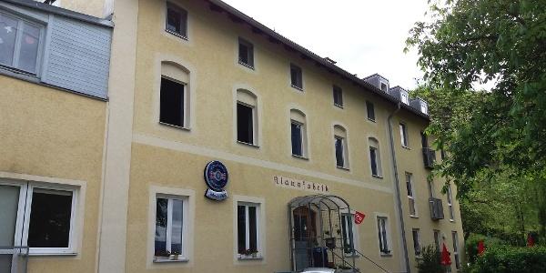 Gasthaus Zur Alaunfabrik