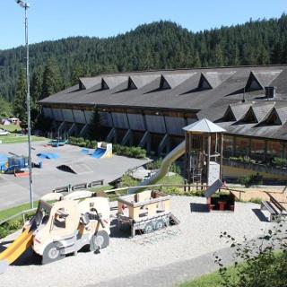 Sportzentrum Flims Sommer, Spielplatz