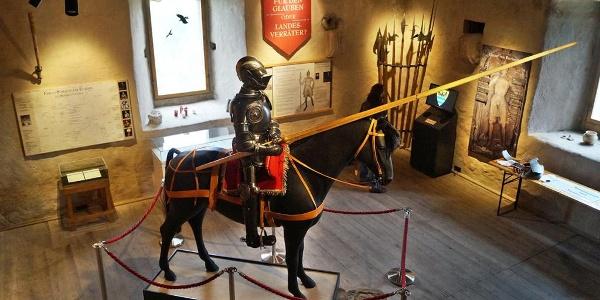 Burgmuseum auf der Brandenburg