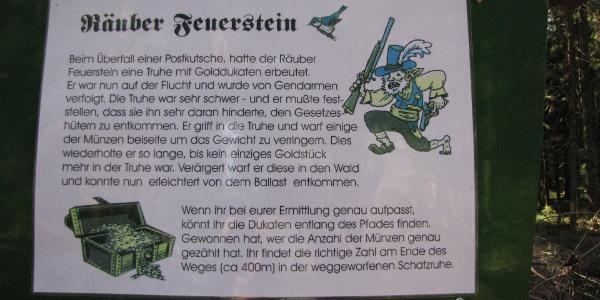 Räuber Feuerstein