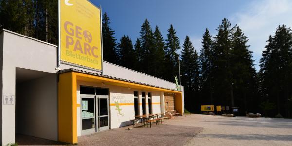 Besucherzentrum GEOPARC Blette