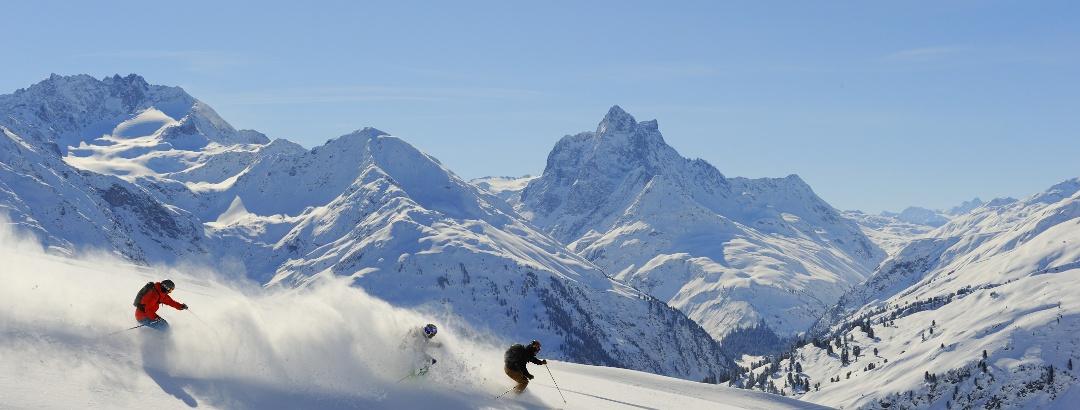 Ski Arlberg, Off Piste